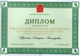 2011 grant Podolskaya1.png